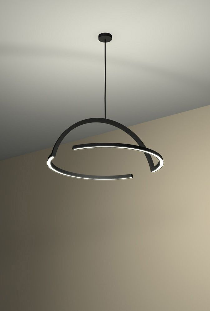 2D LED PENDANT BY DING3000