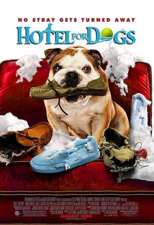 17 Best images about Hotel For Dogs on Pinterest | Coloring pages, Nancy dell'olio and American ...