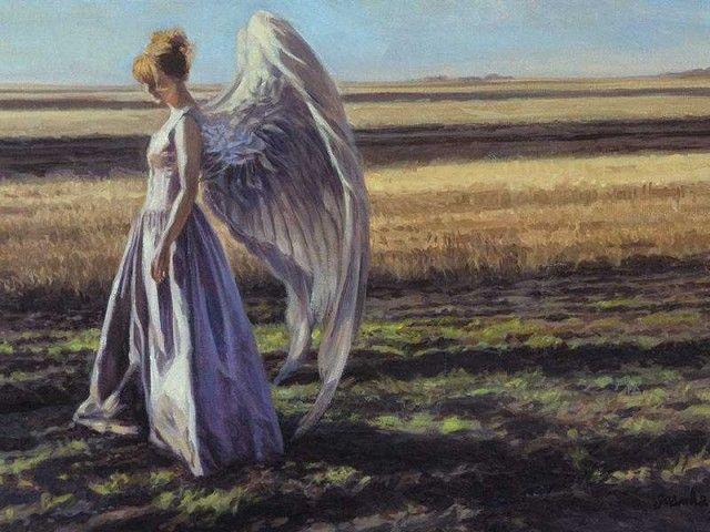 Angel Art by Joanna Sierko-Filipowska