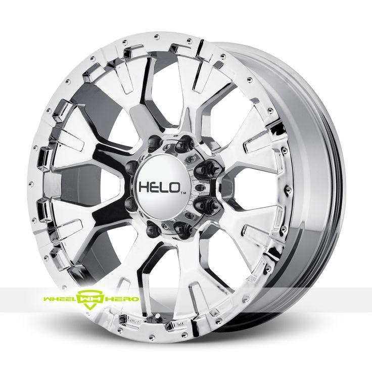 Helo HE878 Chrome Wheels available here: http://www.wheelhero.com/topics/Chrome-Rims-For-Sale