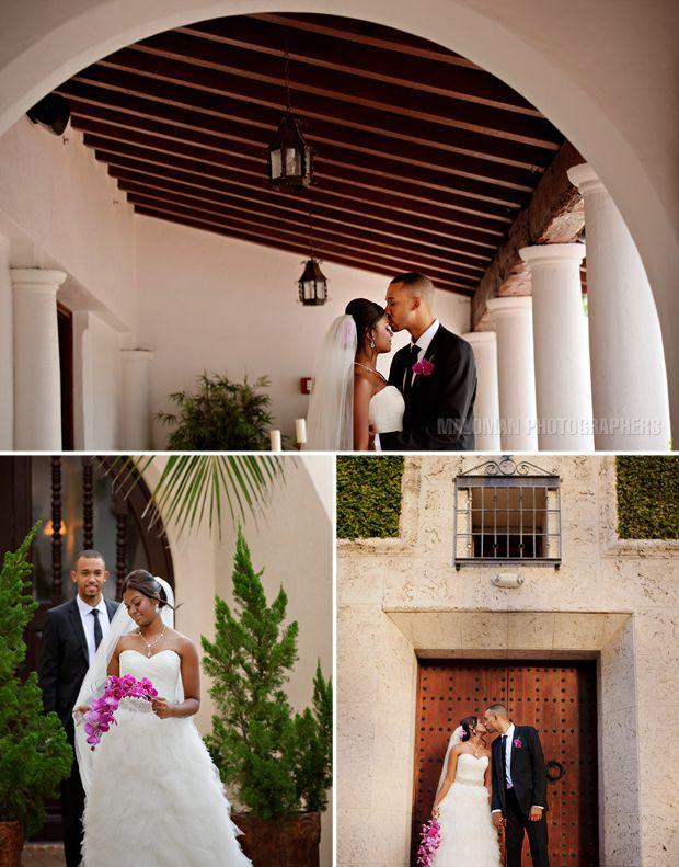 Shots of Jillian + Adrian at The Bath Club (Maloman Photographers): Miami Beach, Miami Wedding, Beach Weddings, Beaches Wedding