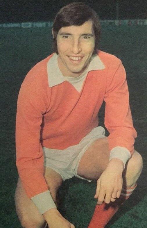 Dave Hatton Blackpool 1973