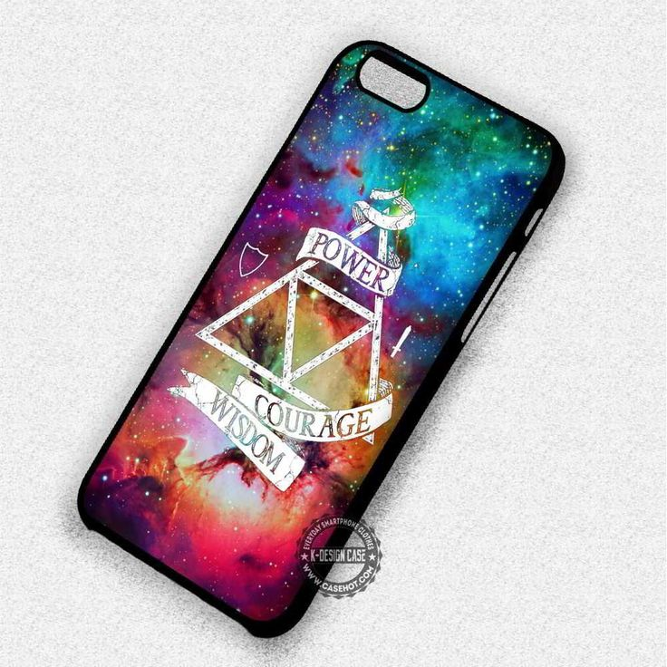 Galaxy Triangles Sign Legend of Zelda - iPhone 7 6 5S SE 4S Cases & Covers