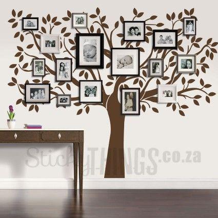 Family Tree Wall Art