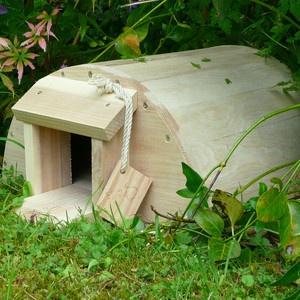 Oak Hedgehog House, 55€, by Wildlife World !!