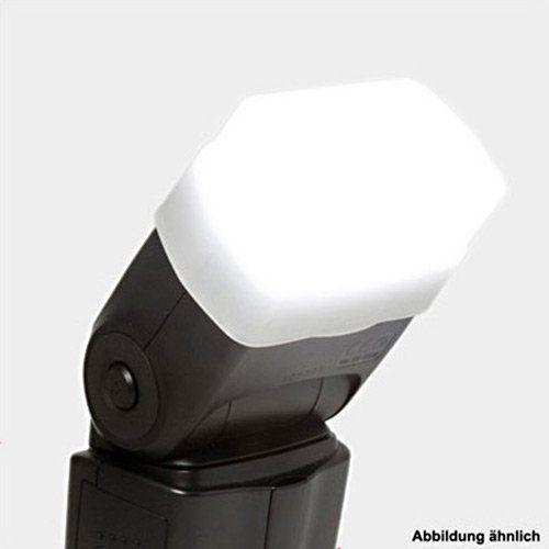 Delamax Diffusor Softbox für Sigma EF-530 DG ST, EF-530 DG Super, EF-610 DG ST, EF-610 DG ST Super- Flash Bounce Bouncer - [GERMANY] EUR 8,90