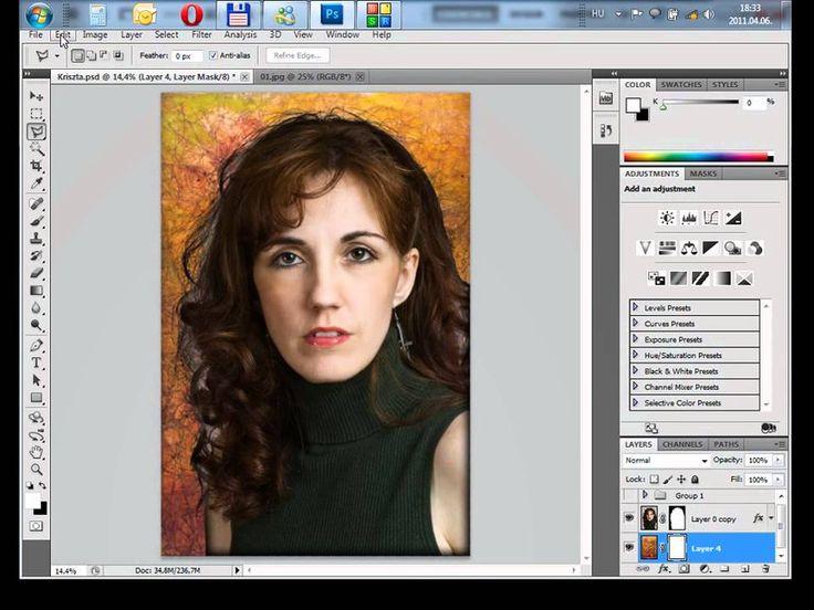 Photoshop gyorstalpaló 2.
