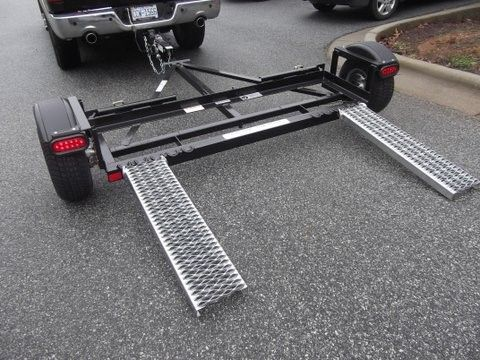 Car Tow Dolly The Lightest And Toughest Tow Dolly For All