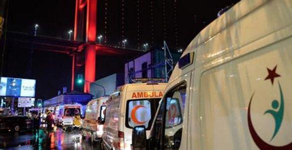 Terrortámadás Isztambulban: az áldozatok fele külföldi http://ahiramiszamit.blogspot.ro/2017/01/terrortamadas-isztambulban-az-aldozatok.html