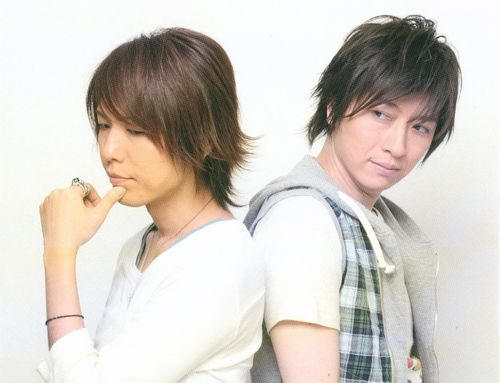 Ono Daisuke and Kamiya Hiroshi