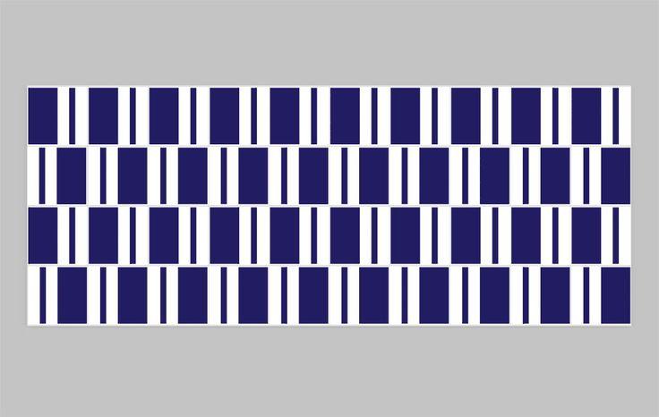 Lurca Azulejos | Tebas Royal Blue Ceramic Tile // Azulejo Tebas Azul Royal // Shop Online http://www.lurca.com.br/  #azulejos #azulejosdecorados #revestimentos #arquitetura #interiores #decor #design #sala #reforma #decoracao #geometria #casa #ceramica #architecture #decoration #decorate #style #home #homedecor #tiles #ceramictiles #homemade