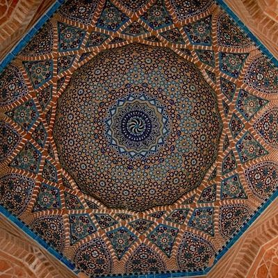 Islamic Mosque Decoration