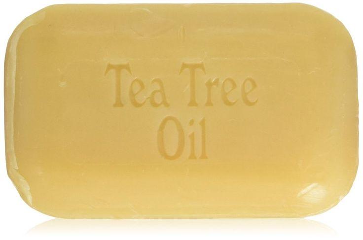 SoapWorks Tea Tree Soap Bar   #Soap #SoapWorks #TeaTree #BarSoap #Bath #BathAndBody