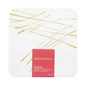 Shortbread All Butter Biscuits 500g