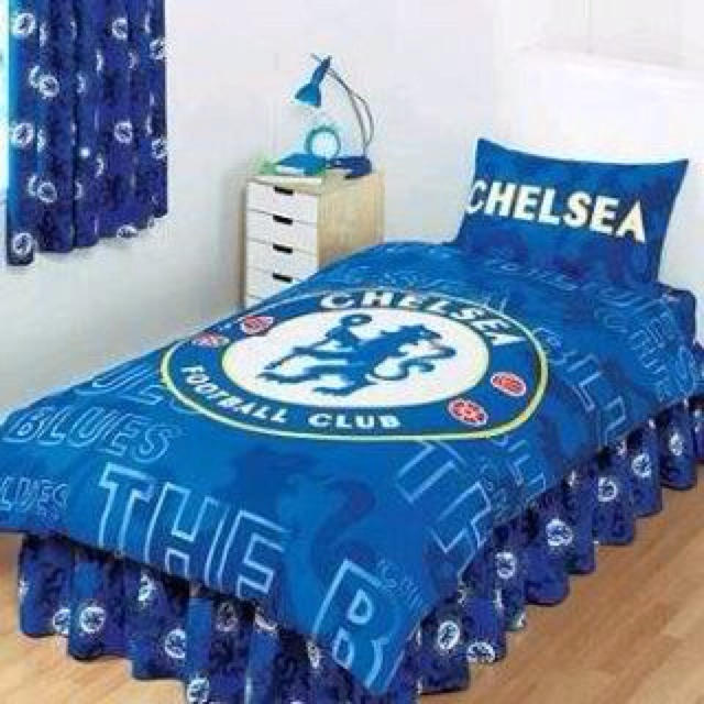 Chelsea bedroom.