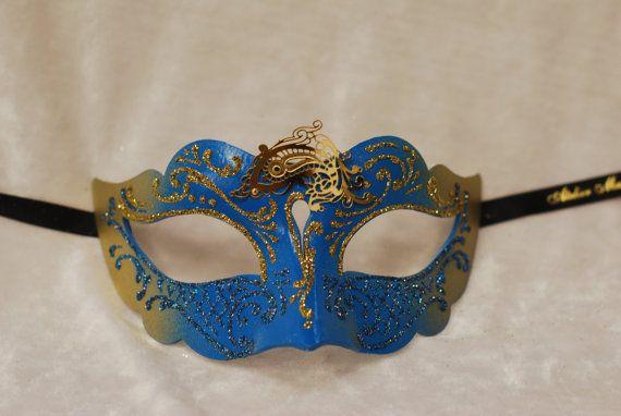 Maschera di Venezia per bambini maschera di AtelierMaregaMask