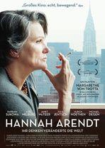 Packendes, lebensnahes Biopic über Schlüsselmomente im Leben der Philosophin, die Barbara Sukowa unter Margarete von Trottas souveräner Regie kongenial verkörpert.