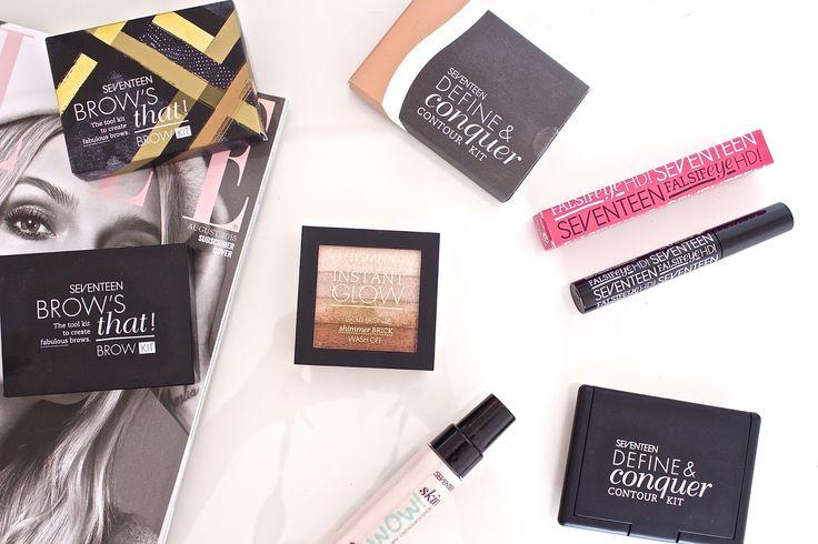 Seventeen Makeup | First Impressions