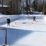 Arctic Ice Skating Rink