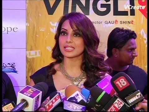 Bipasha Basu at the premier of Sridevi's ENGLISH VINGLISH.