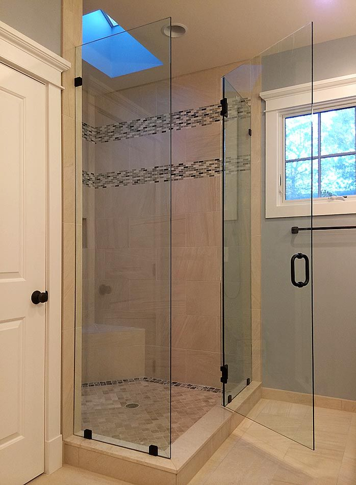 Frameless Corner Shower Enclosures Corner Shower Doors Corner