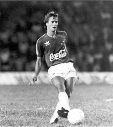 Ademir fez um dos gols na final da Supercopa de 1991
