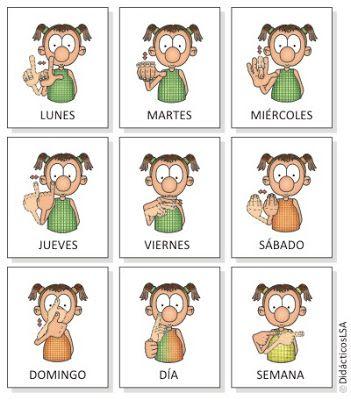 Juegos y Material Didáctico en Lengua de Señas Argentina®: Juegos