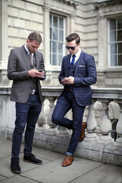 Elegant dress code man cocktail