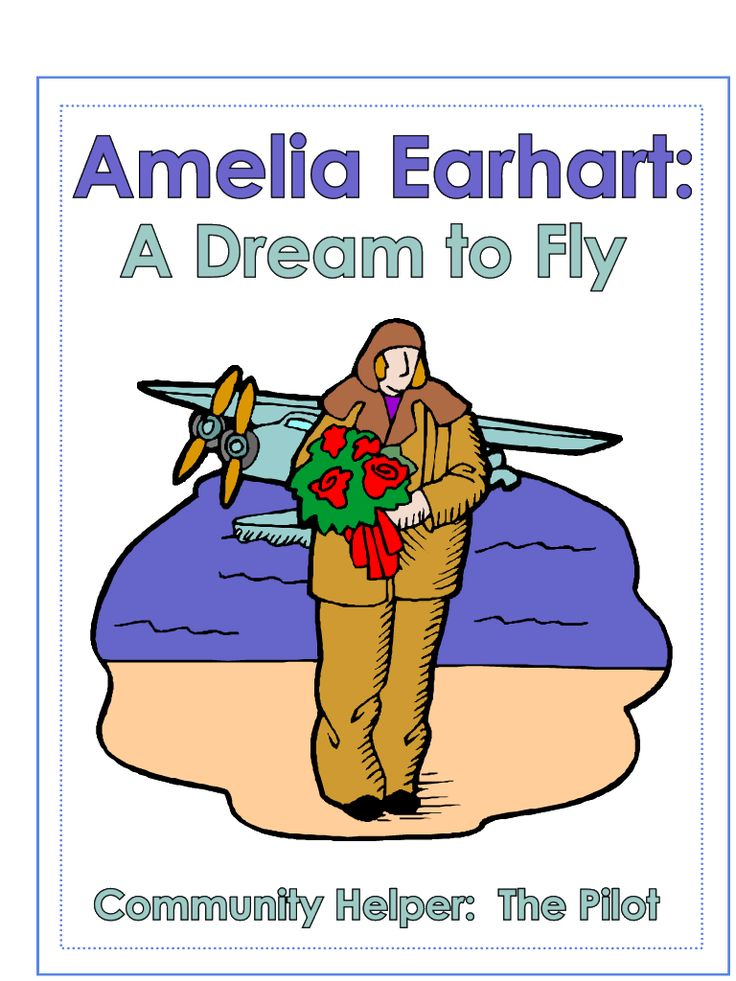 July 24 is Amelia Earhart Day. Introduce your child to her great achievements while applying science learning by building paper and styrofoam airplanes together.