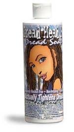 Shampoo for dreads.