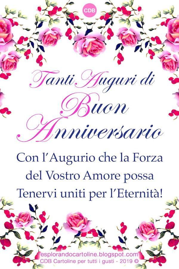 Cdb Cartoline Per Tutti I Gusti Tanti Auguri Di Bu Immagini Di Anniversario Di Matrimonio Auguri Di Buon Anniversario Di Matrimonio Buon Anniversario