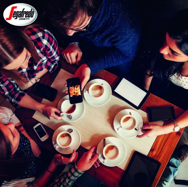 Czy wiecie, że co drugi Polak odwiedza kawiarnię przynajmniej raz w miesiącu? #Segafredo #SegafredoZanetti #SegafredoZanettiPoland #SegafredoEspresso #SegafredoCoffee #coffee #kawa #WłoskaKawa #ItalianStyle #CoffeeLovers #InstaCoffee