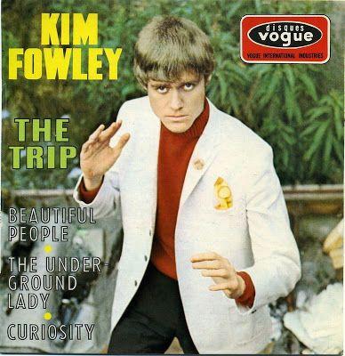 SIXTIES BEAT: Kim Fowley