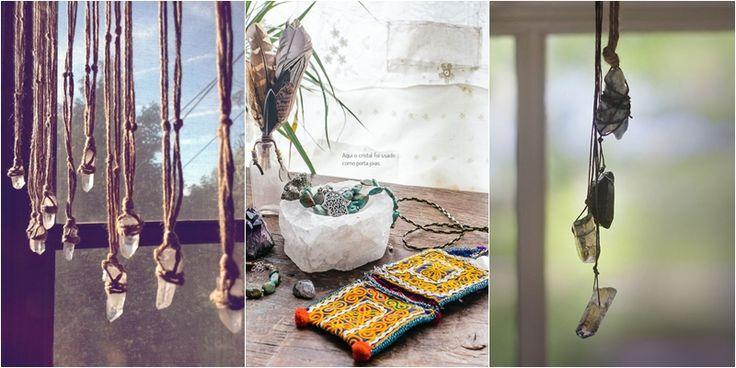 Ter elementos naturais na decoração é sempre uma forma de trazer mais personalidade, aconchego e vida a um espaço. Flores, plantas, madeira, e tecido naturais são alguns recursos muito utilizados para criar esse clima mais natural. Com a onda mais...