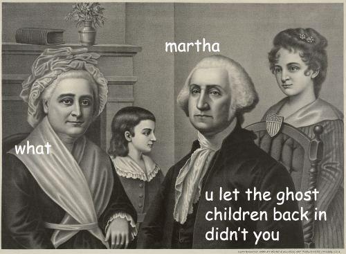 George Washington's Ghost Children