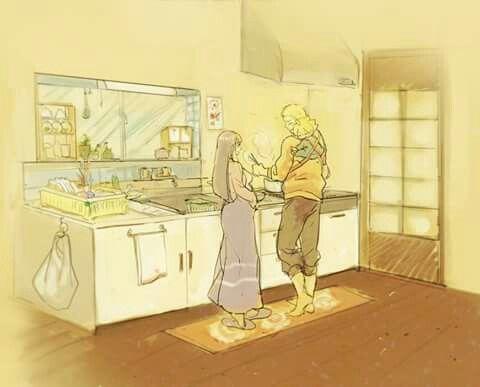 Naruhina family♡♡♡♡