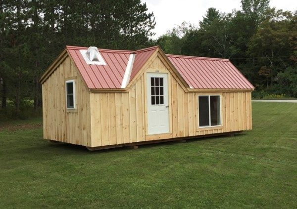 Tiny House Kits at Jamaica Cottage Shop 7 Day Blitz Sale 006