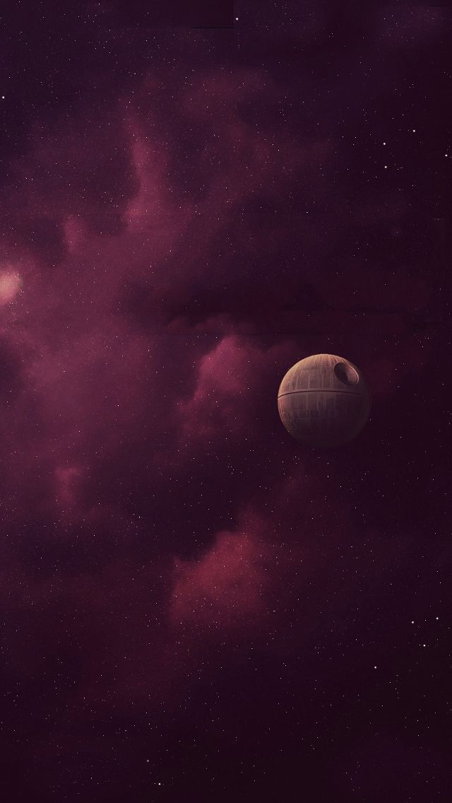 Star Wars Death Star iPhone 5 Wallpapers