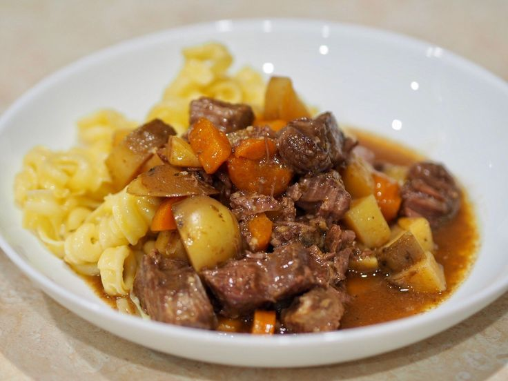 In an attempt to balance work and coming home late after school pick ups I am vowing to cook one slow cooker meal a week. I am hoping this will help combat the I AM STARVING comment from the boys every afternoon as we get home close to normal dinner time. This week is the […]