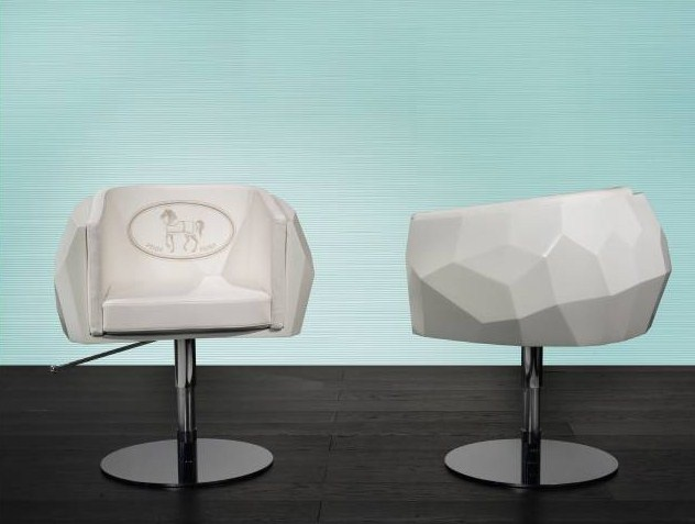 precious modern chair. Fendi Crysal Salon Chair  The Casa Crystal chair is multi faceted like a 156 best Black dining chairs for Josie images on Pinterest