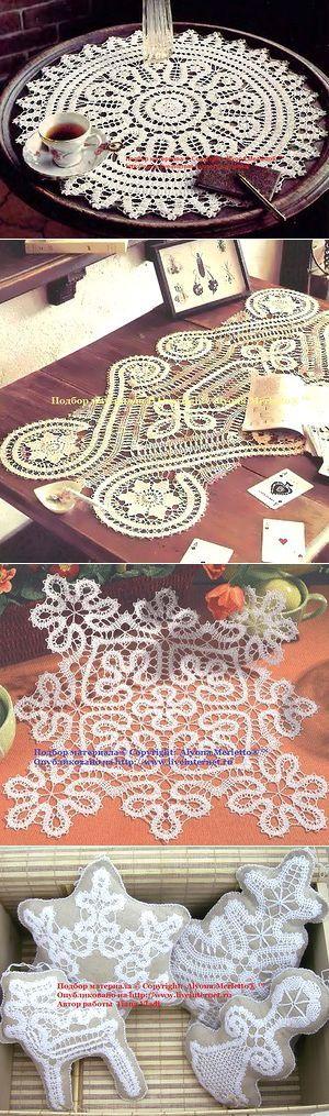 Crochet Scheme, Схемы Брюгге,