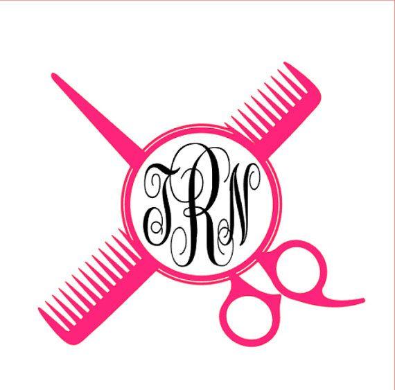 Best Hair Stylist Beauty Decals Images On Pinterest Vinyl - Custom vinyl decals york pa