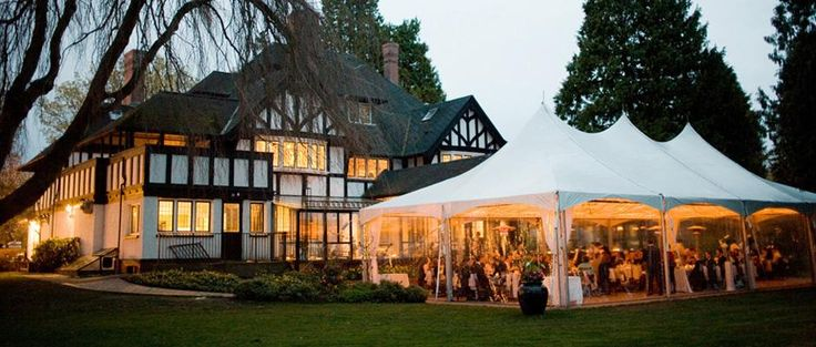 Brock House Restaurant | Unique Vancouver Wedding Venues
