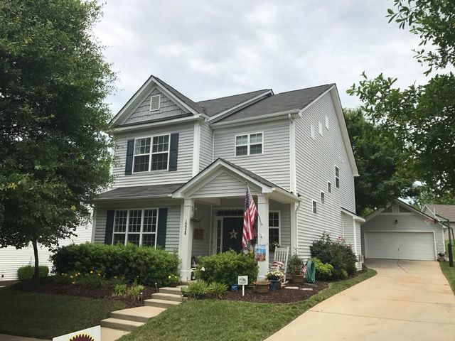 On May 30th, thank you for choosing Five Star Home Inspection, Catherine Webb from LKN Homes and Tanya Knutson from Allen Tate Realty. This house is in Cornelius, NC