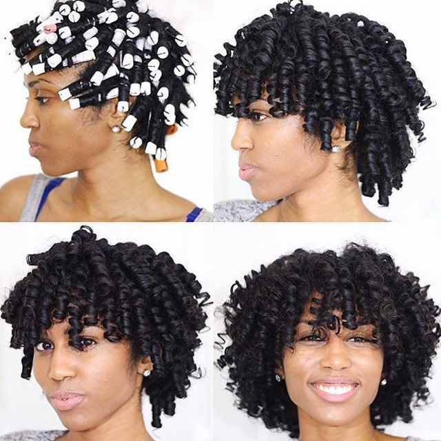 @alwaysbrandi Ladies! I just uploaded my very first hair tutorial! Perm Rod Set anyone? Personally, I like bigger curls, but I decided to try something new and use the small perm rods. I ended up using more perm rods than I wanted to but oh well lol. Let me know what you guys think! Youtube: Alwaysbrandi. Link in bio.