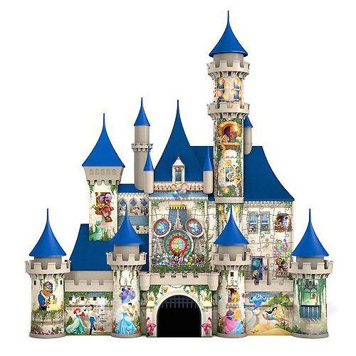 Fabulous #Disney 3D Castle #JigsawPuzzle from #Ravensburger