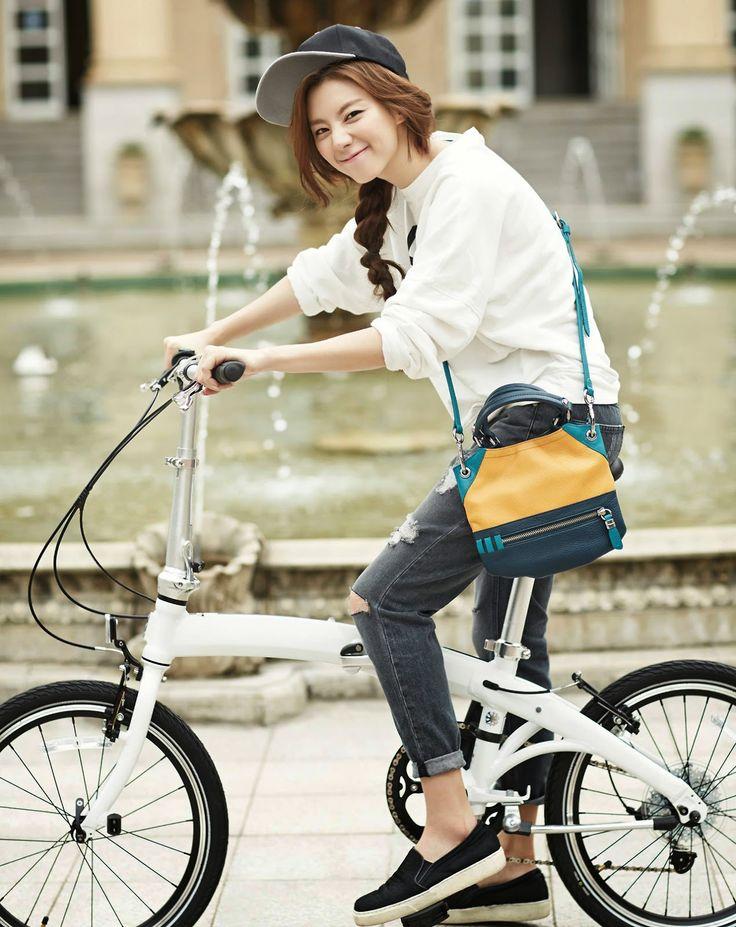 Park Soo Jin - orYANY Fall Winter 2014
