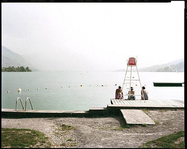 Talloires, Haute Savoie, par Raymond Depardon