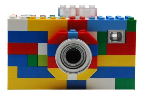Lego Digi Cam, age 7+ (perfect for a 27 year old).