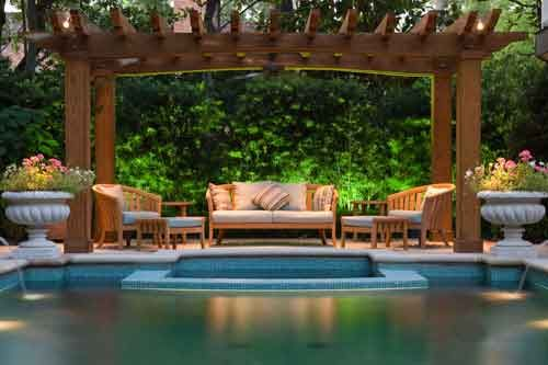 17 best images about texas backyard ideas on pinterest for Pool design houston tx